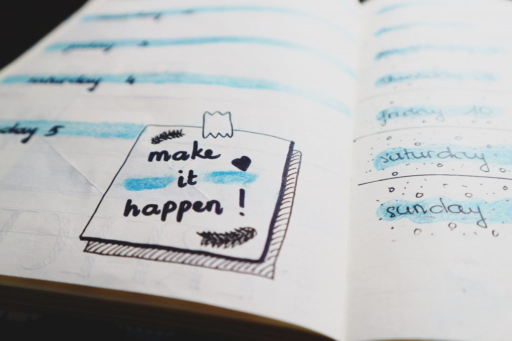 Prioritize tasks an make it happen!