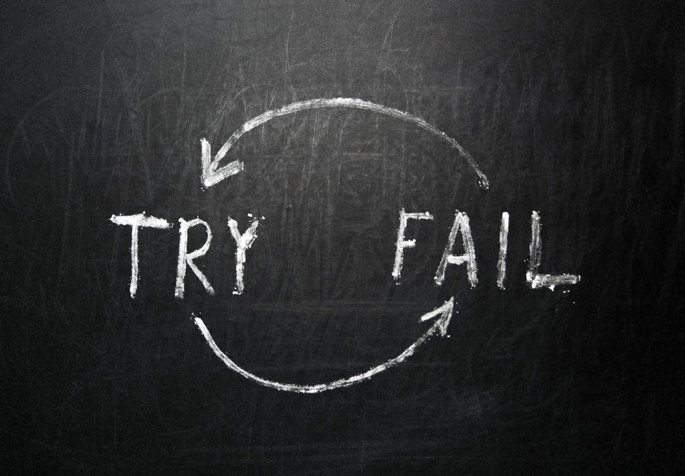 iterate to learn from failure